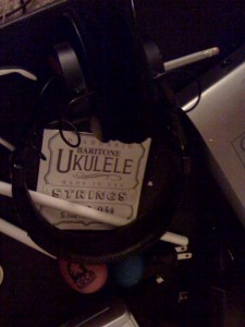 18 Ukulele strings